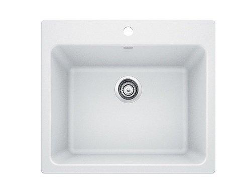 Blanco 401927 LIVEN Laundry Sink White, 1,