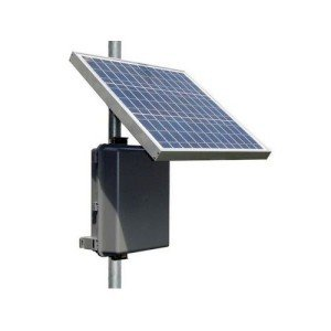 Tycon RPPL24-18-30 8W Continuous Solar Remote Power System with 24V Battery by Tycon