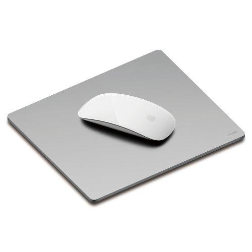 elago Aluminum Mouse Pad for Computers & laptops (Dark Grey)