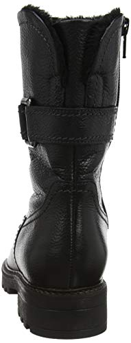 Nero schwarz Stivaletti Fashion cognac Gabor Donna 87 qxtHUBza