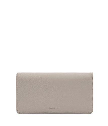(Matt & Nat Noce Handbag, Dwell Wallets Collection, Cement (Grey))