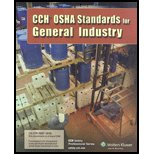 Osha Standards for General Industry as of June 2006, CCH Editors, 0808015435