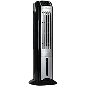 NewAir Evaporative Air Cooler with Fan & Humidifier, Portable Indoor Tower Fan, AF-310