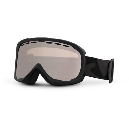 Giro Focus Goggle (White Icon, Persimmon Boost 52)