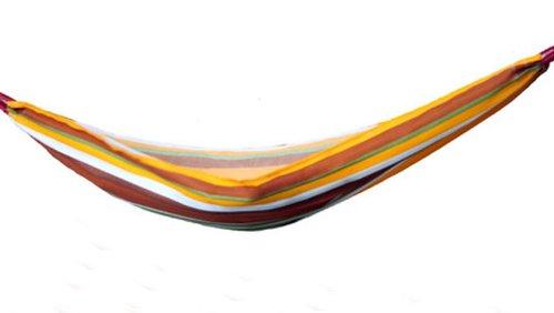 Indoor Outdoor Leisure Hammock Swings Oxford Cloth Single Hammock (iridescence)