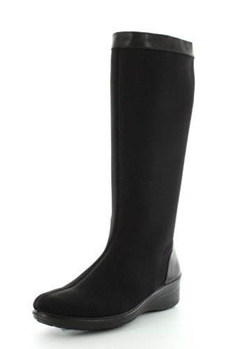Flexus Womens Black Stratford Winter Boot CBrCwx