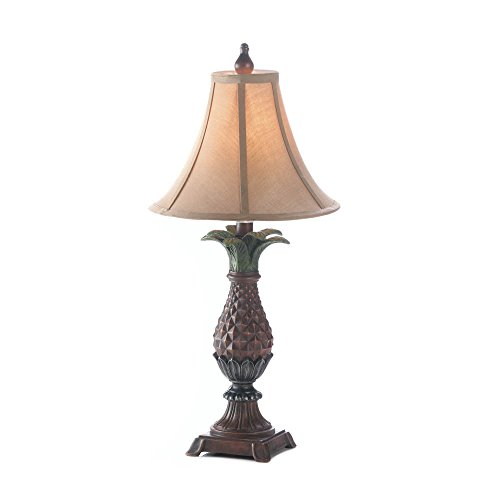 thegood88-traditional-classic-tuscan-pineapple-bedside-end-table-lamp-night-light-shade