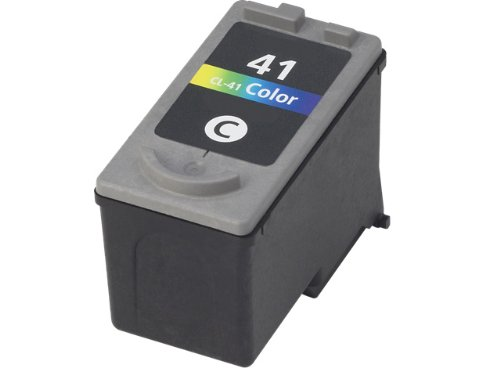 HouseOfToners Remanufactured Ink Cartridge Replacement for Canon CL-41 (1 Color)