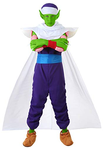 Dragon Ball Z Child Piccolo Costume Medium (8-10)