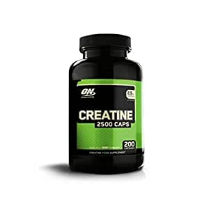 Optimum Nutrition Creatine 2500mg, 200 Capsules