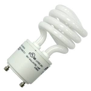 Plusrite 4283 - CF13ET2/SP/GU24/835 Twist Style Twist and Lock Base Compact Fluorescent Light Bulb