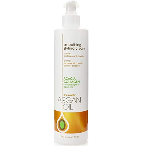 One N' Only Argan Smoothing Styling Cream, 9.8 oz