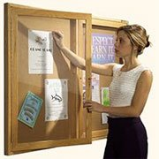 best-rite-wood-trim-enclosed-bulletin-board-cabinet-2-hinged-door-36h-x-48w-natural-cork-oak-frame-9