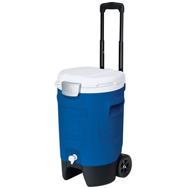 Igloo Sport Beverage Roller 5 Gallon 18.9 Liter Drinking Wat
