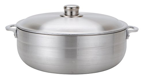 Aramco ai 6928 3 aramco alpine gourmet aluminum caldero 3 for Alpine cuisine cookware reviews