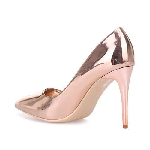 Doré Vestir Modeuse La Rose Mujer De Sintético Zapatos 50610 Ix0AS0H