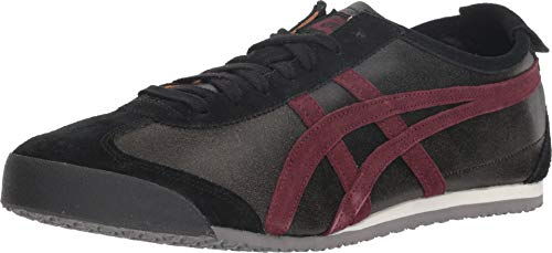 Onitsuka Tiger Unisex Mexico 66 Shoes 1183A051, Dark Sepia/Portroyal, 13 M US