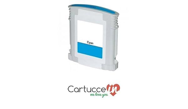 Cartucho compatible hp 11 Cian Modelo C4836AE: Amazon.es: Electrónica