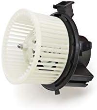 AC Heater Blower Motor with Fan - Compatible with Buick, Chevy, GMC & Saturn Vehicles - Enclave, Silverado, Silverado, Silverado 3500 HD, Traverse, Acadia, Sierra - Replaces 15-81786, 22810567, 700236