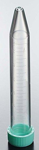 EarthOx Sterile Centrifuge Tubes with Flat Caps 15ml (RCF 12000xg)(DNase/RNase Free) (25 Tubes) ()