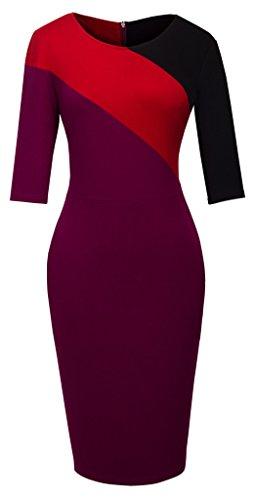 bodycon dress to church - 8