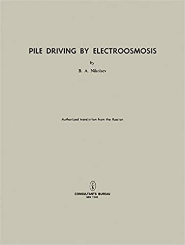 Como Descargar De Mejortorrent Pile Driving By Electroosmosis Epub Ingles
