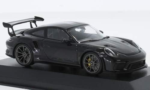 Modellauto 991.2 Fertigmodell schwarz 2018 GT3 RS Minichamps 1:43 Unbekannt Porsche 911