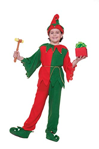(Forum Novelties Santa's Elf Costume, Child)
