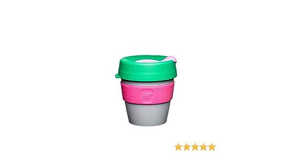 KeepCup taza de café reutilizable de 8 onzas Plástico ligero sin ...