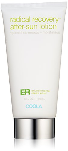 Coola Suncare Environmental Repair Plus Radical Recovery After-Sun Lotion, 6 Fl Oz