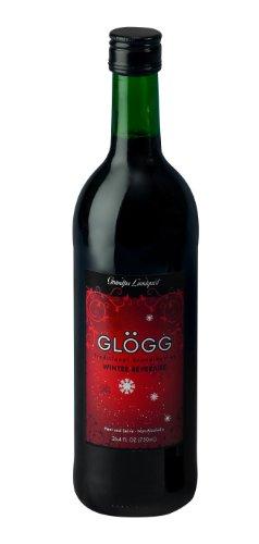 Grandpa Lundquist Glogg Winter Beverage, 26.4 Ounce