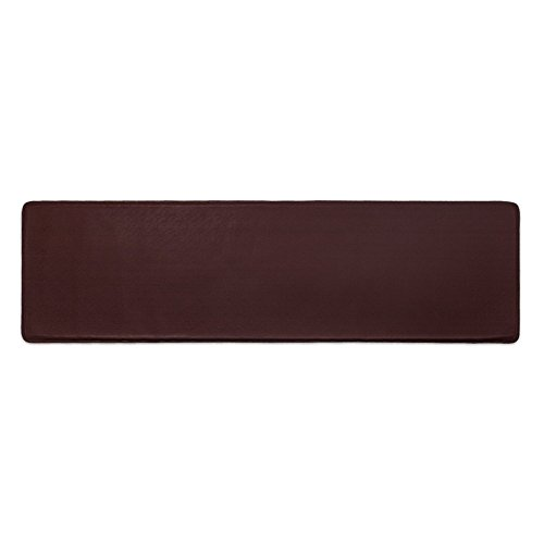 "GelPro Classic Anti-Fatigue Kitchen Comfort Chef Floor Mat, 20x72"", Linen Cardinal Stain Resistant Surface with ½"" gel core for health & wellness by GelPro"