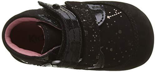 Bottes Kickers Bronze Biliana Noir Bébé noir Fille 8 Bz58z