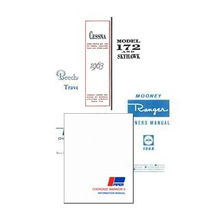 Piper PA28R-180 1970 Owner's Manual (part# 753-811)