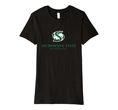 - Womens Sacramento State Hornets CSUS Women's NCAA T-Shirt PPCSC04