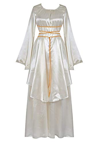 xiaoxiaoland Womens Deluxe Medieval Victorian Costume Renaissance