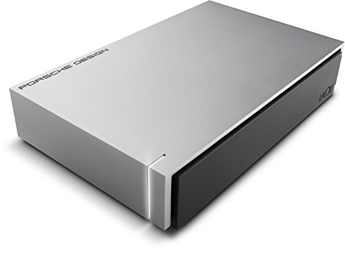 LaCie Porsche Design 3TB USB 3.0 Desktop Hard Drive 9000302 by LaCie