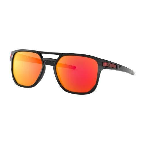 dff7a973322ba Óculos Oakley Latch Beta Matte Black W prizm Grey ...