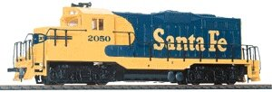 Walthers Trainline EMD HO Scale GP9M Ready-to-Run Sante Fe