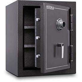 Mesa Safe Burglary & Fire Safe Cabinet 2 Hr Fire Rating, Combo Lock, 22