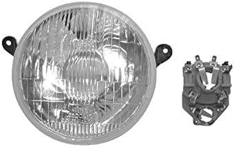 Frontscheinwerfer ALOGENO Lampenhalter VESPA PX//PE