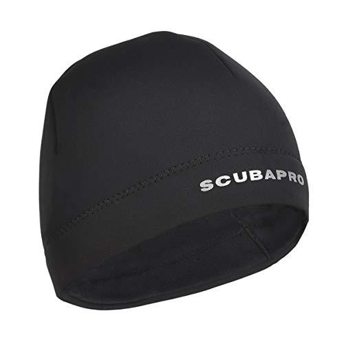Scubapro 2mm Neoprene Beanie (Small/Medium, Black)