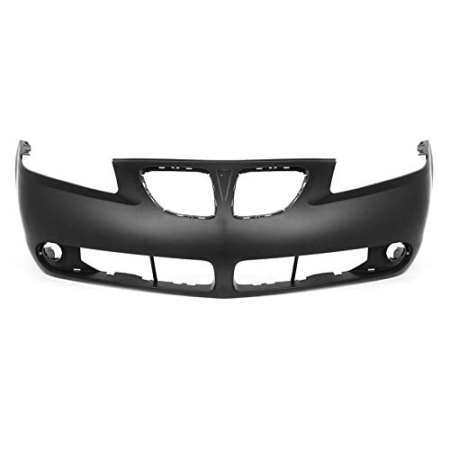 MBI AUTO - Painted to Match, Front Bumper Cover for 2005 2006 2007 2008 2009 Pontiac G6, GM1000731