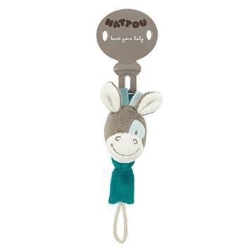 Amazon.com : Nattou Gaston and Cyril 531191 Dummy Chain with ...