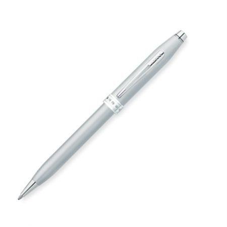 Century III Satin Chrome Ballpoint Pen