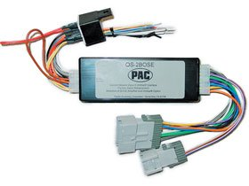 - PAC OS-2C BOSE OnStar Radio Replacement Interface for General Motors with Bose System