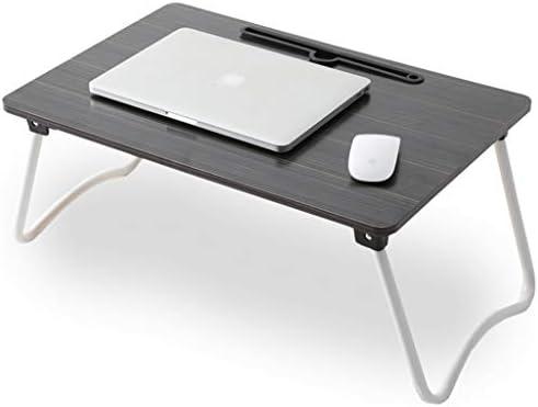 Mesa Plegable Cama de la computadora Mesa Plegable Mesa de Plegado ...