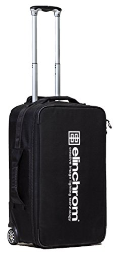 Elinchrom Digital Flash - Elinchrom ProTec 3-Head Rolling Case (EL33188)