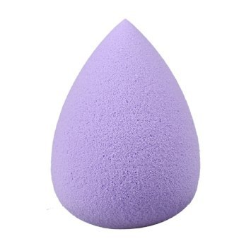 CAETLE® Beauty Flawless Wedding Water Drop Makeup Blender Comestic Sponge Puff Purple