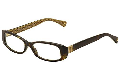 Coach Womens HC6033B Eyeglasses